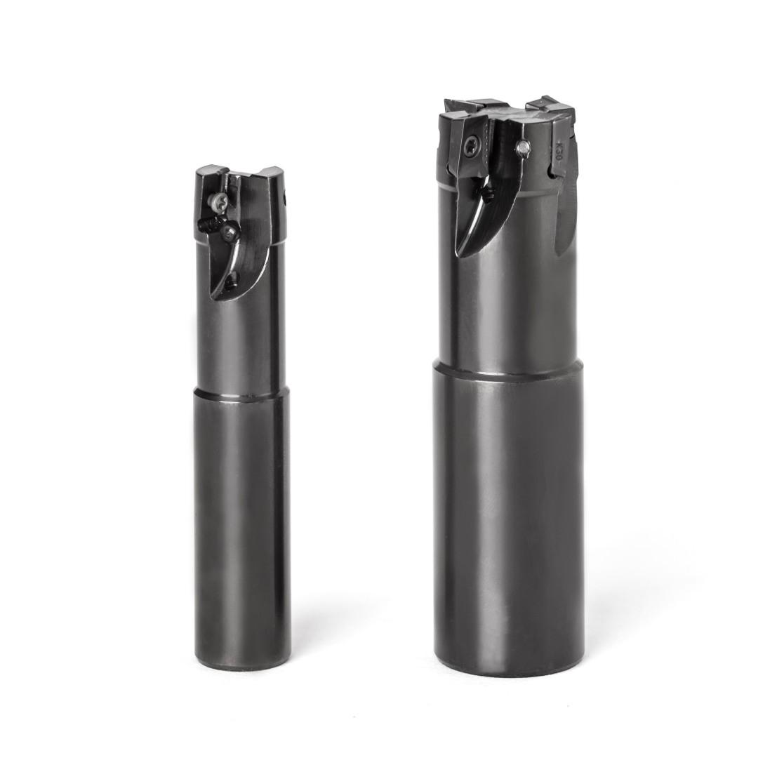 APKT Schaftfräser 16mm / 25mm